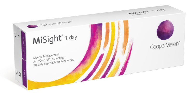 MiSight 1 Day Contact Lens