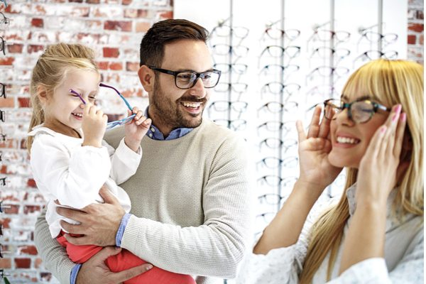 Our guide to best choice glasses and contact lenses